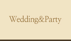 Weddings & Party